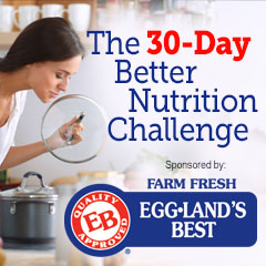 The 30-Day Better Nutrition Challenge