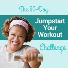 The 30-Day Jumpstart Your Workout Challenge