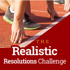 The Realistic Resolutions Challenge