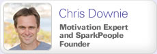 Chris Downie: Motivation Expert and SparkPeople Founder