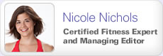 Nicole Nichols: Certified Fitness Instructor and Editor