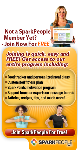 Fitness Plan Generator | SparkPeople