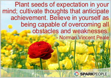 Plant Seeds Of Expectation In Your Mind Cultivate Thoughts Extraordinary Planting Seeds Inspirational Quotes