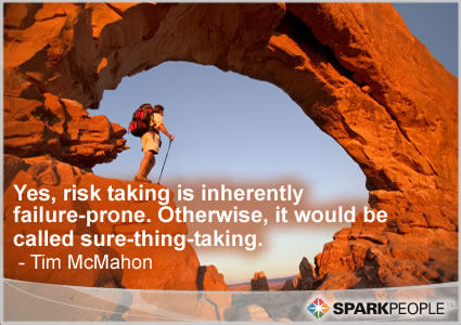 quotes on winning. Motivational Quote - Yes, risk