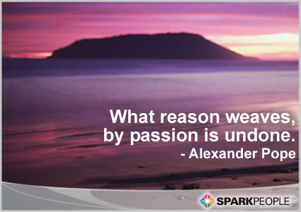 reason vs passion I see that you made some good valid points on supporting you argument i do agree that both passion and reason was tied together in the story of candide.