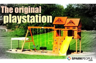 Motivational Quote - The original playstation