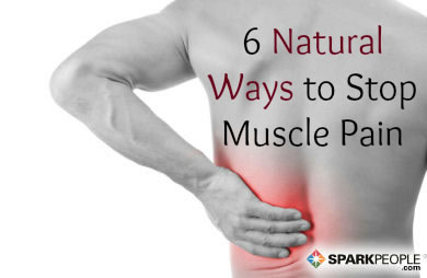 6 Natural Ways To Relieve Muscle Pain