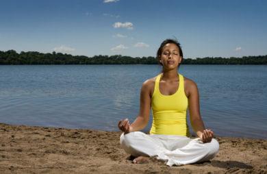 Destress yourself!  Meditate
