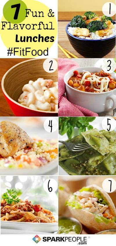 84 quick healthy meals in minutes sparkpeople forumfinder Image collections