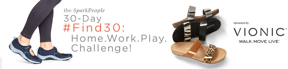The 30-Day #Find30: Home.Work.Play. Challenge!