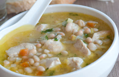 10 Great-For-You Chicken Soup Makeovers
