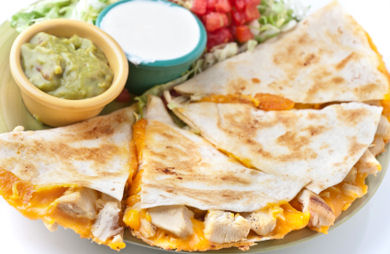 Food Showdown: Can Quesadillas Be Healthy? | SparkPeople