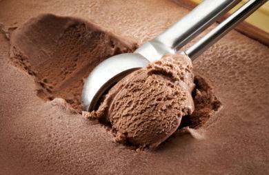 The Winner: Edy's Slow Churned Rich & Creamy Chocolate Ice Cream!