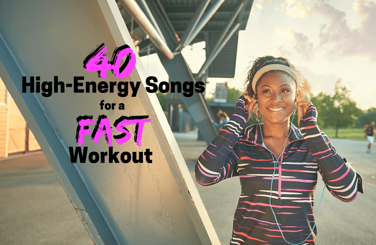 40 Upbeat Songs to Make Your Workout Fly By | SparkPeople