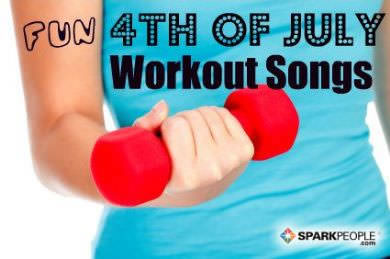 13 Workout Songs to Celebrate Independence Day | SparkPeople