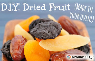 How To Make Dried Fruit Using Your Oven Sparkpeople