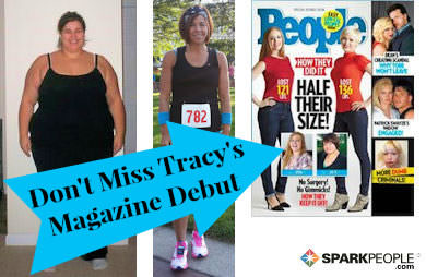 Marie Lost 141 Lbs--Read More on HuffPo Healthy Living SparkPeople