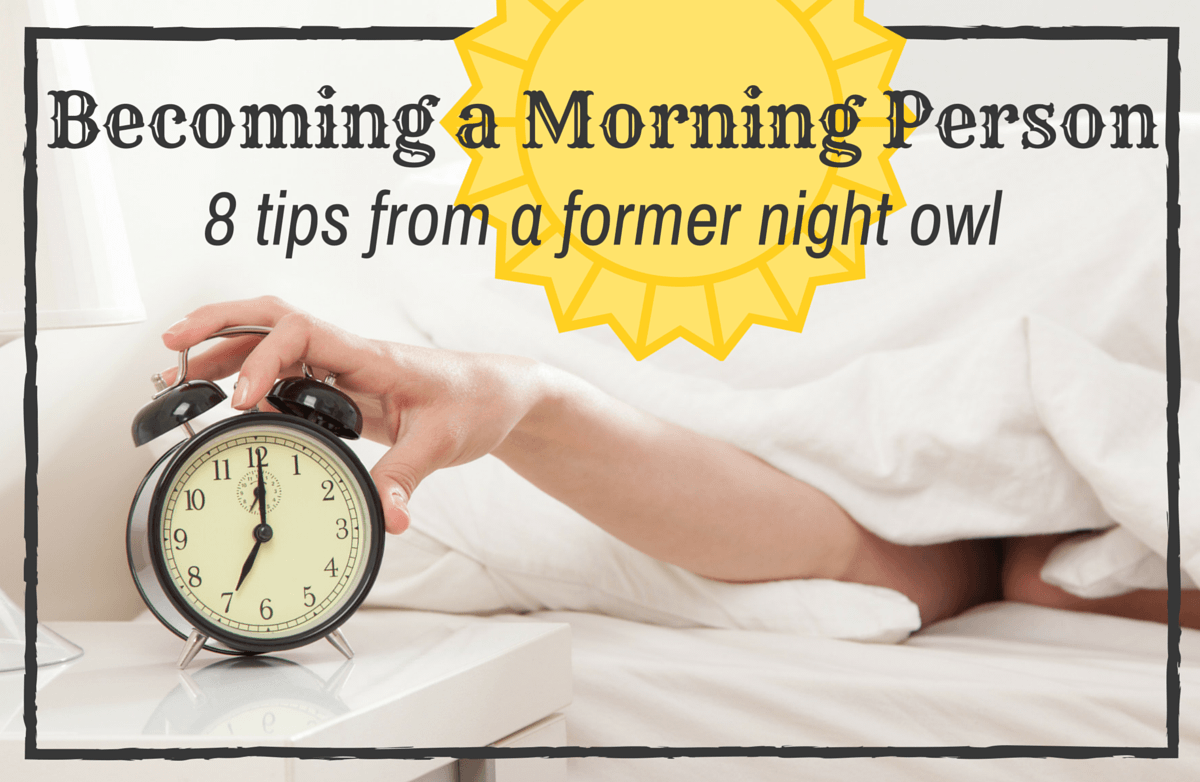 Want to Become a Morning Person Partner With a Night Owl