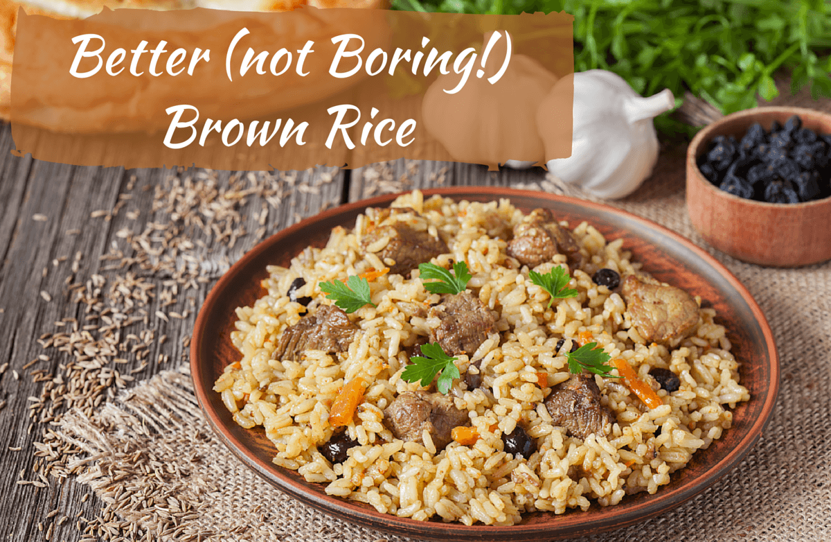 13 easy tasty ways to eat brown rice sparkpeople ccuart Images