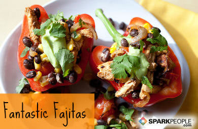 Fajitas The Healthy Way!