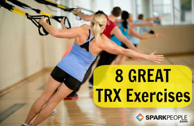 8 Amazing Exercises For The Trx Sparkpeople