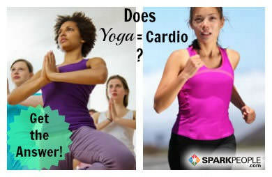 Does Yoga Count As Cardio Sparkpeople