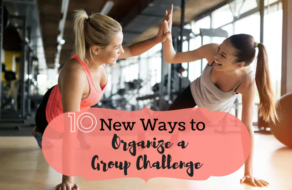 How To Organize 10 Empowering Weight Loss Challenges Sparkpeople