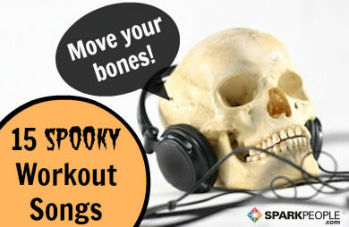 15 Halloween Workout Songs to Burn Off Candy Calories | SparkPeople