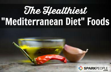 Mediterranean Diet Foods And Osteoarthritis