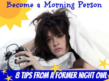 How to become a morning person (even if you are a night owl)