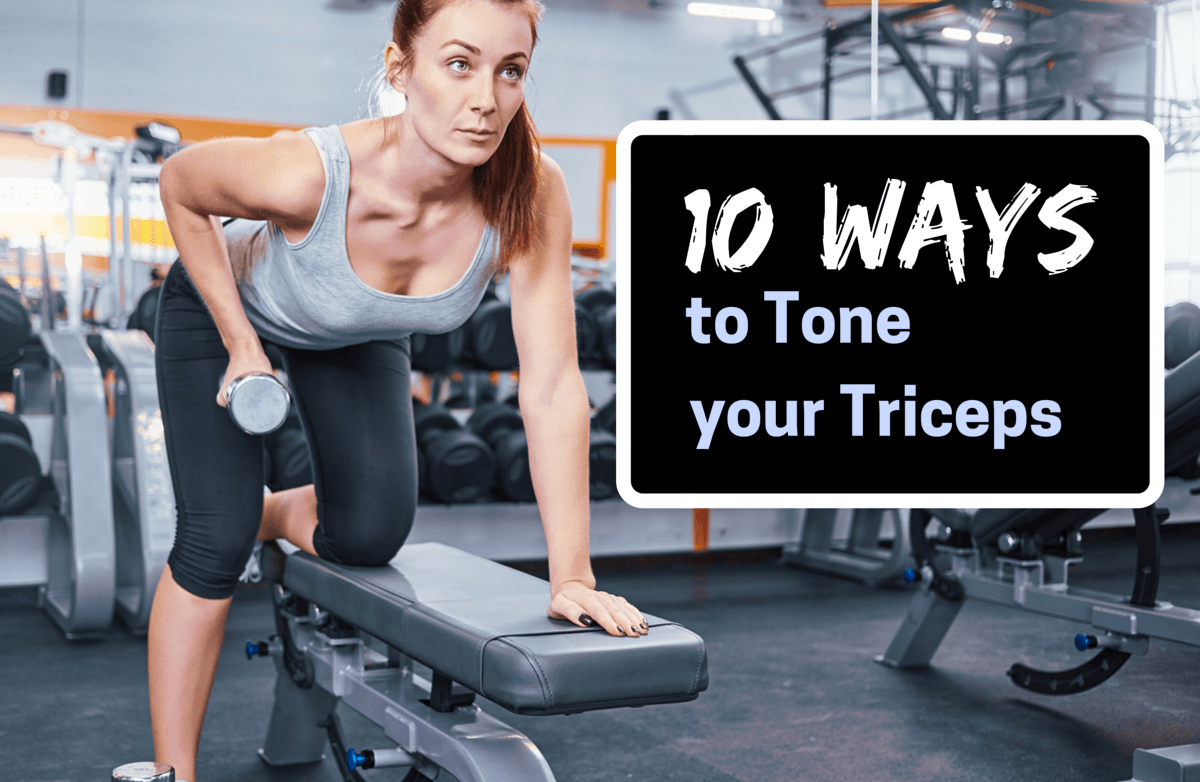 how to make big triceps at home