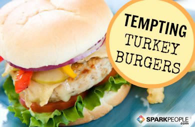 7 Better Turkey Burger Recipes