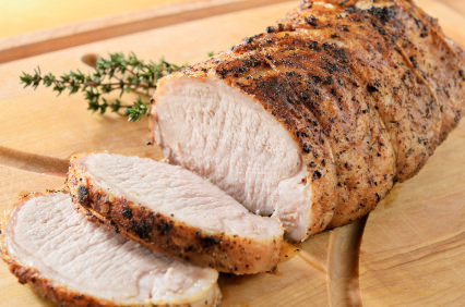 Roasted Pork Tenderloin With Prune And Ancho Chile Sauce Recipes ...
