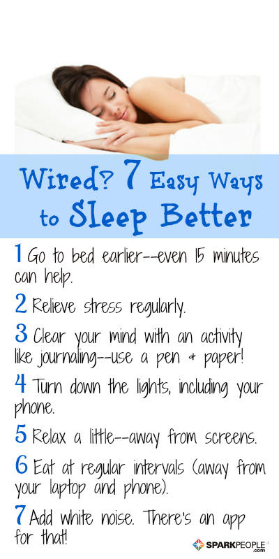 5 WAYS TO GET BETTER SLEEP AND IMPROVE YOUR FITNESS