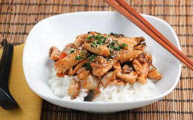 Recipe for lean pork meat