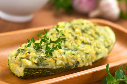 Fregola Sarda With Zucchini Fregola Sarda With Zucchini