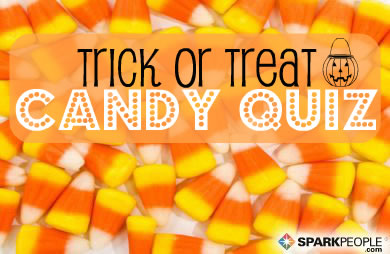 quiz by stepfanie romine staff writer a couple of pieces of halloween candy wont derail your healthy diet but some tiny treats pack more fat and calories
