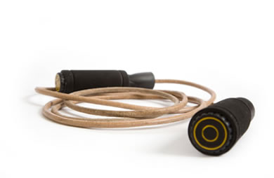 Jump rope exercise tips home