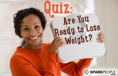 SparkPeople Quiz: Are You Ready to Lose Weight? | SparkPeople