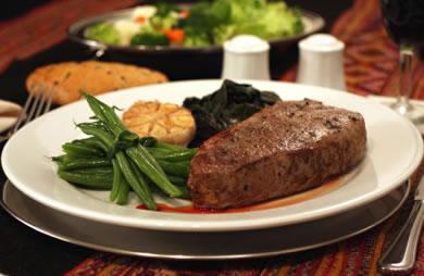 Outback steakhouse vegan options