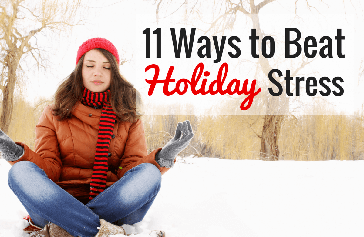 11 Ways to Reduce Holiday Stress | SparkPeople