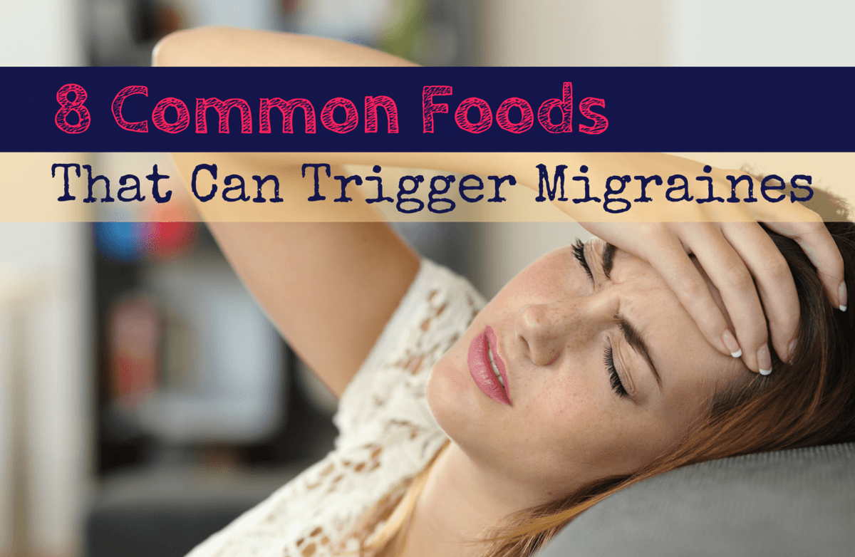 common foods that can trigger migraines