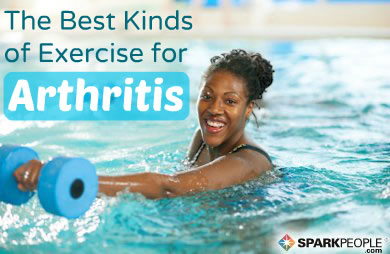 Exercising With Arthritis Getting Started Sparkpeople