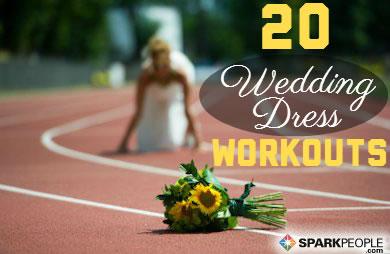 Wedding Dress Workouts | SparkPeople