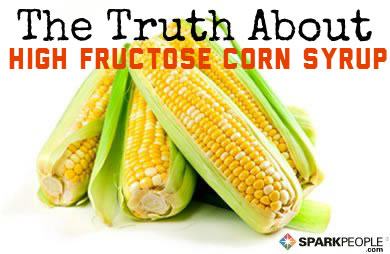 What is high fructose corn syrup?