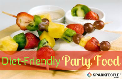 11 Healthy Party Appetizers | SparkPeople