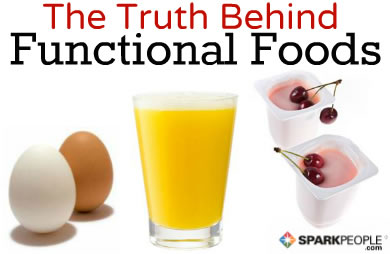 the quest for functional foods sparkpeople
