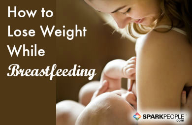 does breastfeeding hinder weight loss