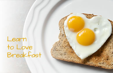 Eating breakfast for weight loss