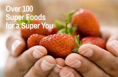 Tips: Eating healthy - Page 2 Over_100_super_foods